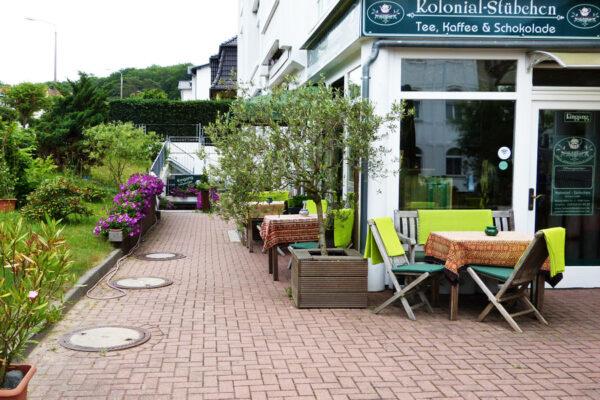 Feinkostgeschäft und Café in Sellin auf Rügen